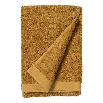 Södahl Comfort Organic håndklæde golden 70x140 cm