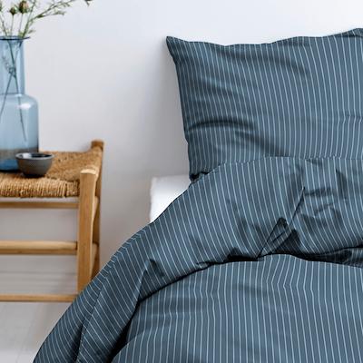 Södahl Common sengesæt china blue 140x220 cm