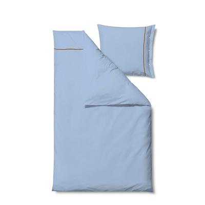 Södahl Superior Chambrey sengesæt blå 140x220 cm