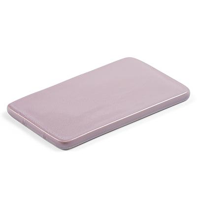 Bitz kuverttallerken lyserød 22x12,8 cm