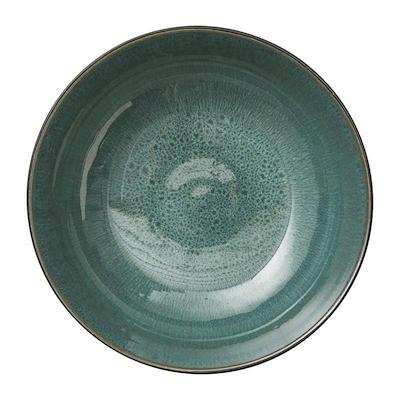 Bitz salatskål sort/grøn 30 cm