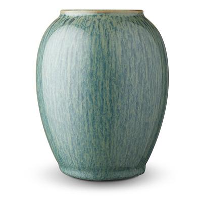 Bitz vase grøn 12,5 cm