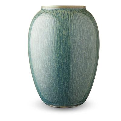 Bitz vase grøn 20 cm