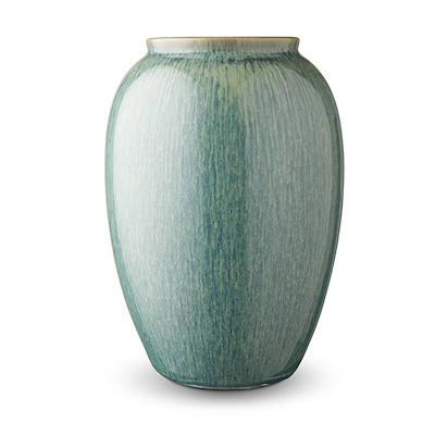 Bitz vase grøn 25 cm