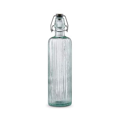 Bitz Kusintha vandflaske grøn 0,75 ltr