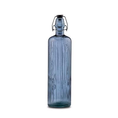 Bitz Kusintha vandflaske blå 1,2 ltr