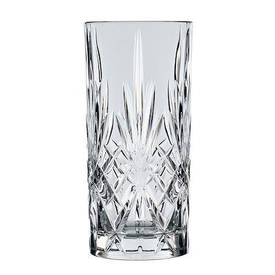 Lyngby Glas Melodia highball 6 stk. 36 cl