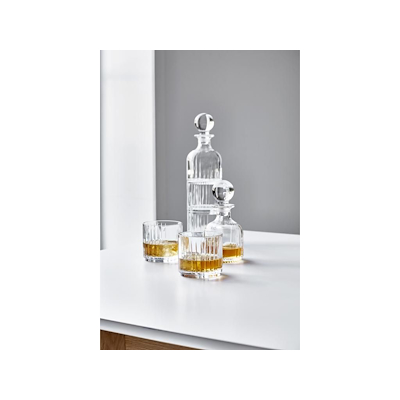 Lyngby Glas Combo whiskysæt 3 dele