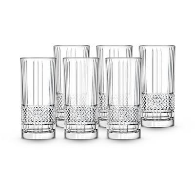 Lyngby Glas Brillante highballglas 6 stk. 37 cl