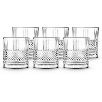 Lyngby Glas Brillante whiskyglas 6 stk. 34 cl