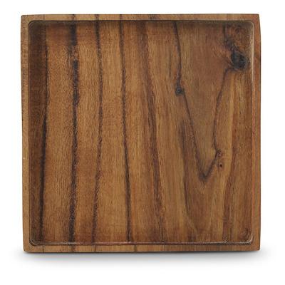 Aldente bakke akacie 16x16 cm