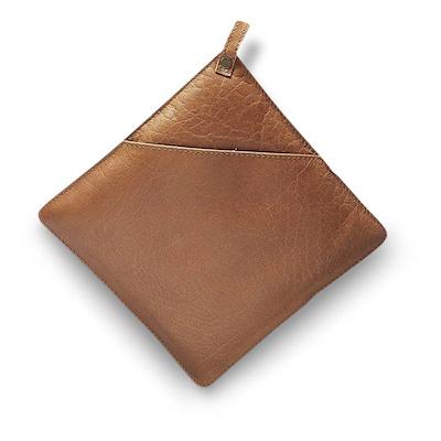 Aldente grydelap brun 20x20 cm