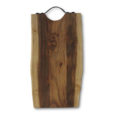 Skærebræt 20x50 cm akacie træ