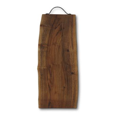 Skærebræt 17x30 cm akacie træ