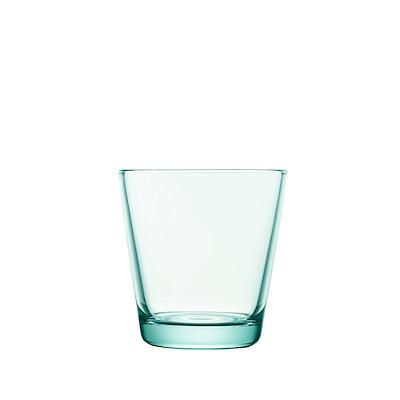 Iittala Kartio glas vandgrøn 21 cl. 2 stk