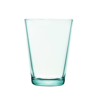 Iittala Kartio glas vandgrøn 40 cl. 2 stk