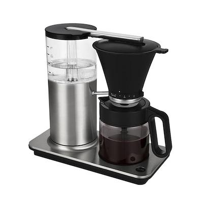 Wilfa kaffemaskine svart classic+