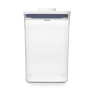 OXO Pop opbevaringsboks 4,2 liter kvadratisk