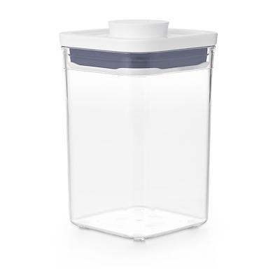OXO Pop opbevaringsboks 1 liter kvadratisk