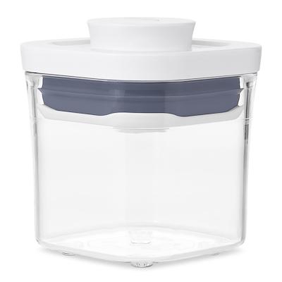 OXO Pop opbevaringsboks 0,2 liter kvadratisk