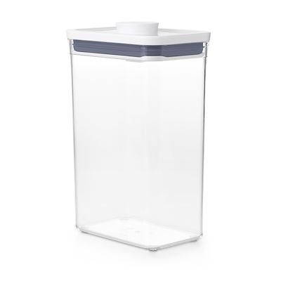 OXO Pop opbevaringsboks 2,6 liter rektangulær