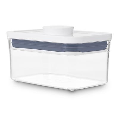 Oxo Pop opbevaringsboks 0,6 liter rektangulær