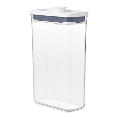 OXO Pop opbevaringsboks 1,8 liter rektangulær