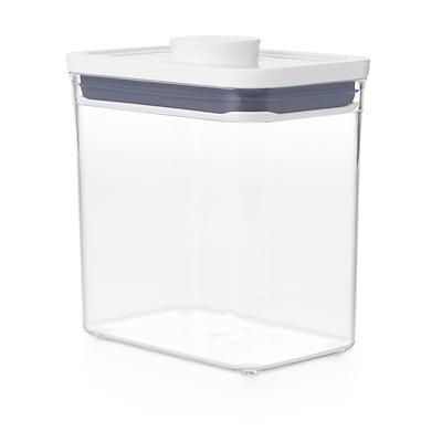 OXO Pop opbevaringsboks 1,1 liter rektangulær