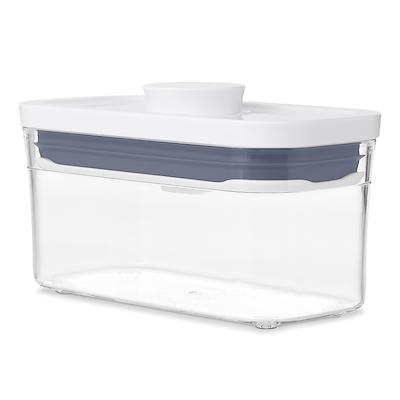 OXO Pop opbevaringsboks 0,4 liter rektangulær