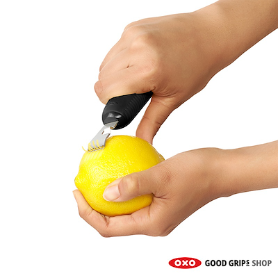 OXO citronrivejern
