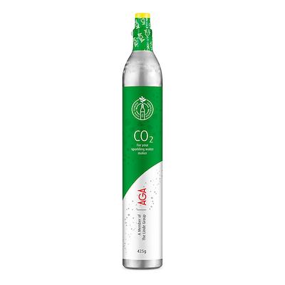 Kulsyre 425 g ombytning grøn