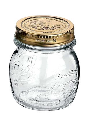 Bormioli geleglas med låg 0,25 liter