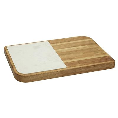 Legnoart oste-og skærebræt 50x34 cm