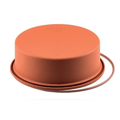 Silikomart rund silikoneform 18 cm