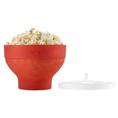 Lékué Popcorn Maker til mikroovn