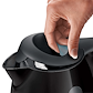 Philips elkedel 1,5 liter sort HD4646