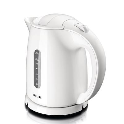 Philips elkedel 1,5 liter hvid HD4646/00