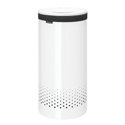 Brabantia vasketøjskurv 35 liter hvid
