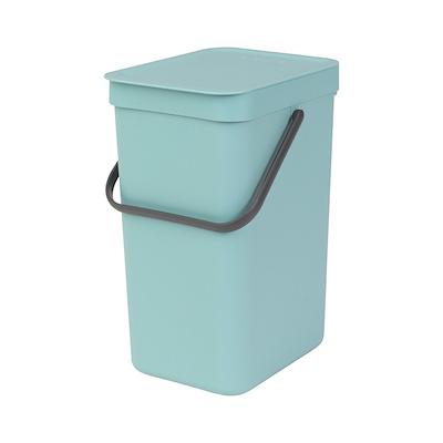 Brabantia sortering affaldsspand 12 liter mint