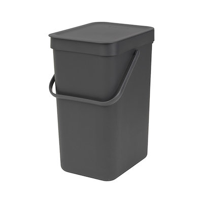 Brabantia sortering affaldsspand 12 liter grå