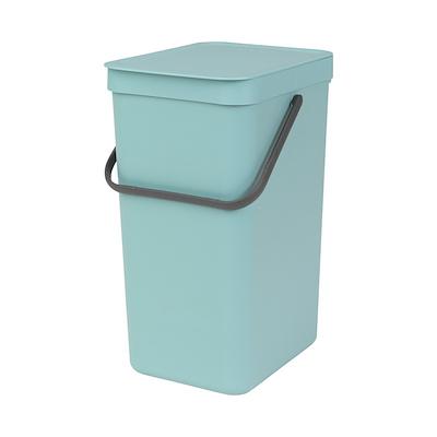 Brabantia sortering affaldsspand 16 liter mint