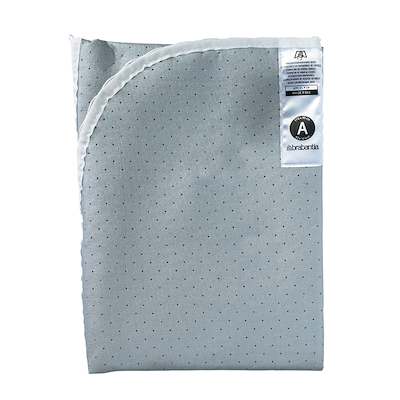 Brabantia strygebetræk silikone 110x30 cm grå