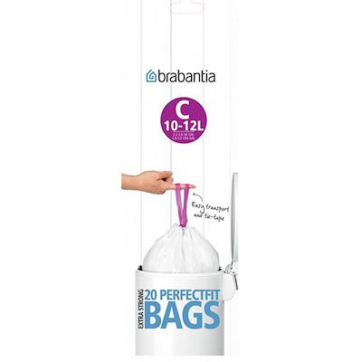 Brabantia affaldsposer til 12 liter spand - 20 stk