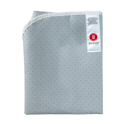 Brabantia strygebetræk 124x38 cm grå