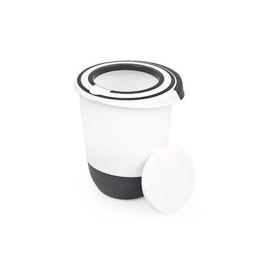 Røreskål 1,5 liter med lufttæt låg smart til piskning