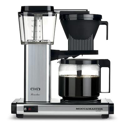 Moccamaster kaffemaskine HBG741AO-PS