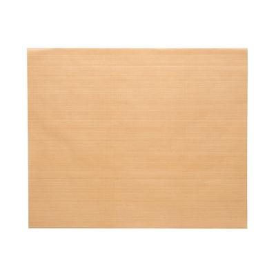 genanvendeligt bageark brun l5