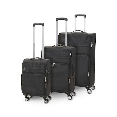 Kuffertsæt med 3 størrelser
