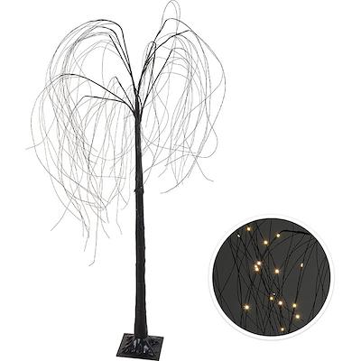 LED piletræ med 72 lys inde/ude