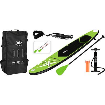 SUP paddleboard XQMAX 320 lime